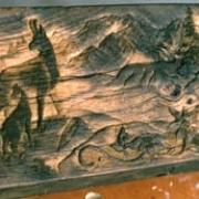 Poutre de cheminee-1997
